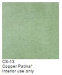 Scofield Lithochrome Chemstain Copper Patina