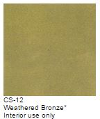 Scofield Lithochrome Chemstain Weathered Bronze