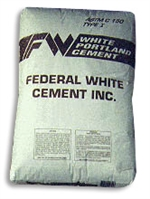 Target Products White Cement Powder 88Lb
