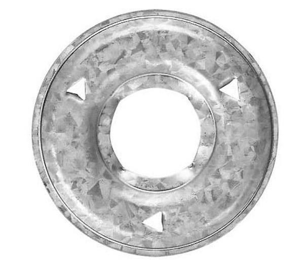 2 inch Metal Plate