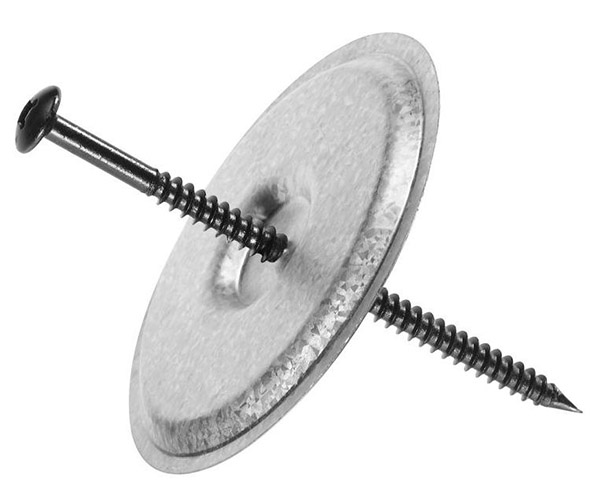 Assembled Screw and Plate