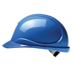 Blue CSA Type 2 Hard Hat