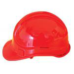 Red CSA Type 2 Hard Hat