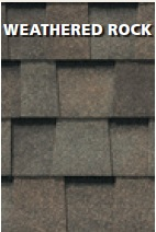 BP Canada Mystique 42 Shingle Weathered Rock
