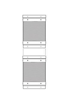 Flexible Radiation Shield Tube