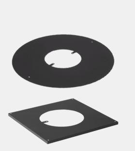 Excel Trim Ring-Black