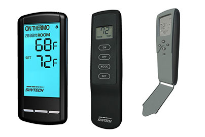 Skytech Touch Screen On/Off/Thermo Remote