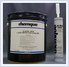Chemque Q-Seal Loop Detector Sealant
