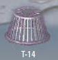 Thaler Metal T-14 Cast Aluminum Strainer