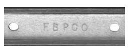 Firestone Termination Bar