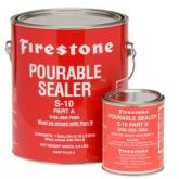 Firestone Pourable Sealer S-10 Parts A & B