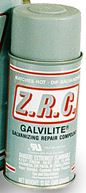 ZRC Galvilite in a 12 Oz Aerosol Can