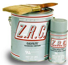 Galvilite Galvanizing Repair Compound
