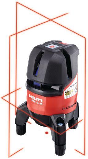 Hilti PM 4-M Multi-Line Laser Kit