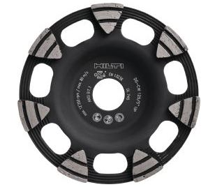 Hilti Diamond Cup Wheel Type UP