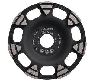 Hilti Diamond Cup Wheel Type UP