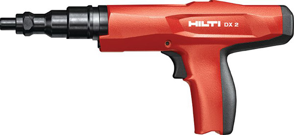 Hilti Powder Actuated Tool DX2