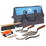 "Bricklayer's Tool Kit w/20"" Nylon Tool Bag"