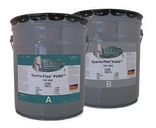 Sparta-Flex PURE Polyaspartic Coatings