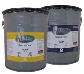 Sparta-Flex Polyaspartic Concrete Coatings