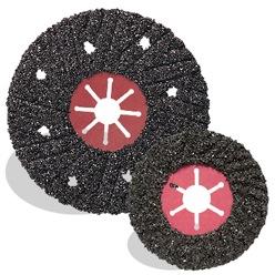 "Pearl Abrasive Grind Flex Conc 7"""
