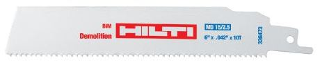 Hilti Straight Metal Cutting Blade