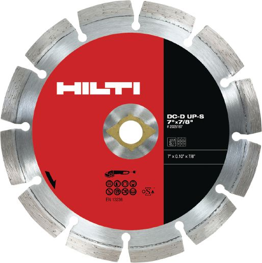 Hilti Diamond Blade Turbo DC-D