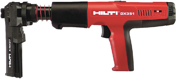 Hilti DX 351 MX Powder-Actuated Tool