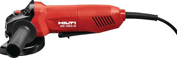 Hilti AG450 7D Angle Grinder
