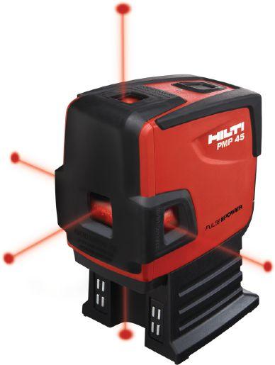 Hilti PMP 45 Point Laser