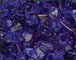Interstar Aggregate Crushed Blue Glass