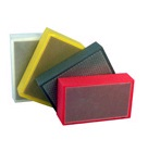 Interstar Pigments Cheng Polishing Blocks CD-HG400 400 Grit 2/Pack