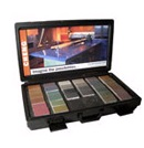 Interstar Pigments Cheng Color Sample Kit, CD-MK010