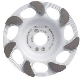 Hilti Diamond Cup Wheel Type CF-SP