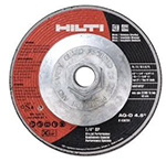 Hilti Grinding Disc Type SP with Metal Hub