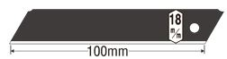 Muratec KDS Knife Blade LB-10BNL