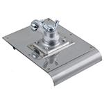 Kraft Tool Walking Edger/Groover w/Handle, 6x8, 3/8R, CC149