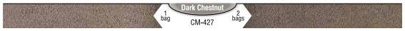 Interstar Pigments Mortar Color Dark Chestnut