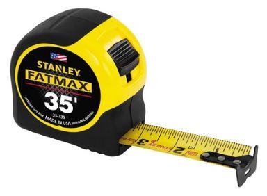 Stanley FatMax Tape Measure 35 Feet