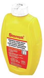 Starrett Chalk White 8 Ounces
