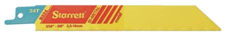 Starrett Metal Reciprocating Blade