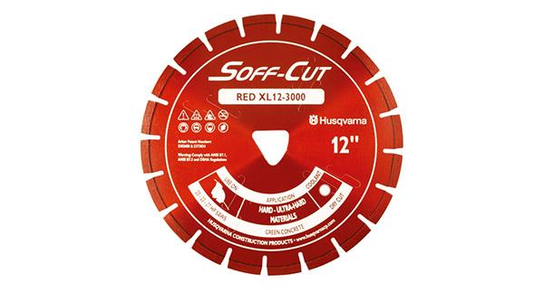 Soff Cut Diamond Blade