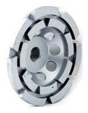 Star Diamond Double Row Cup Wheel