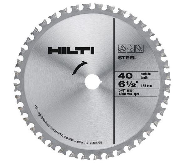 Hilti Metal Blade 6-1/2 Inch SC-C MU