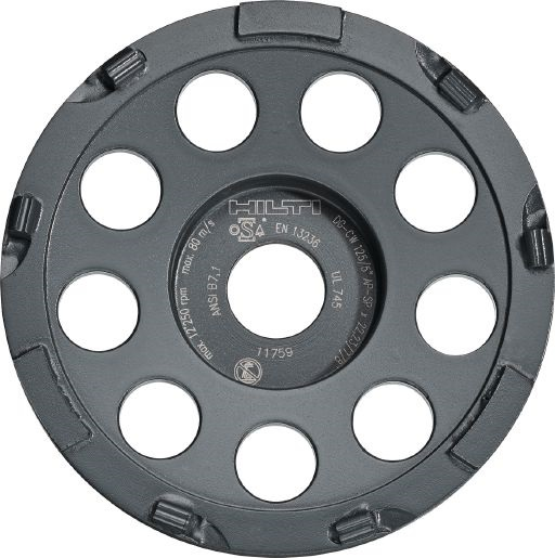 Hilti Diamond Cup Wheel Type AP-SP