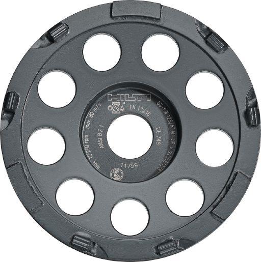 Hilti Diamond Cup Wheel Type AP-SP