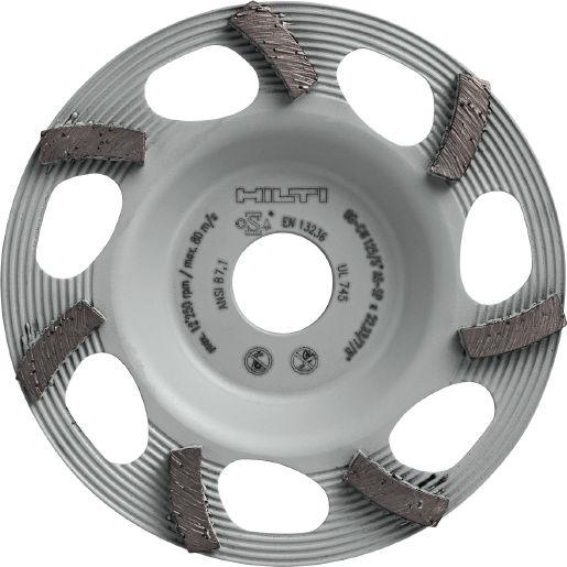 Hilti Diamond Cup Wheel Type AS-SP