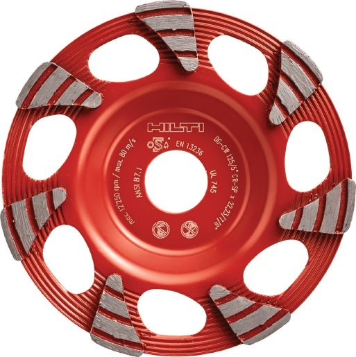 Hilti Diamond Cup Wheel Type CR-SP
