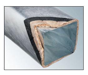 Acoustical Pipe & Ductwrap, B-10 LAG/QFA