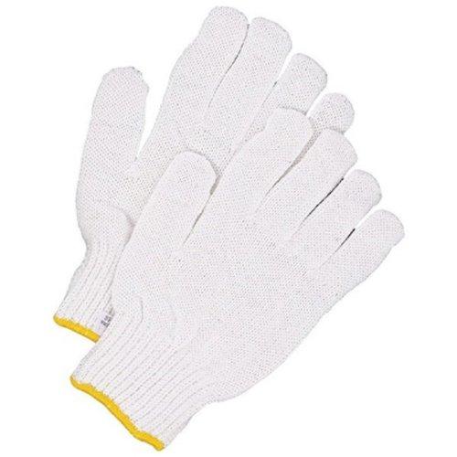 Pair of white Bob Dale String Knit Gloves